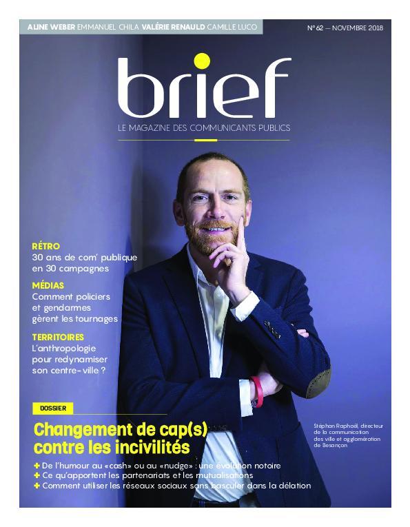 Brief Magazine – Novembre 2018