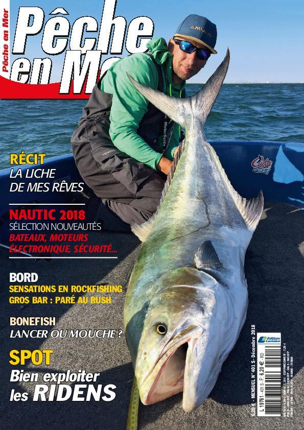 Pêche En Mer – Décembre 2018