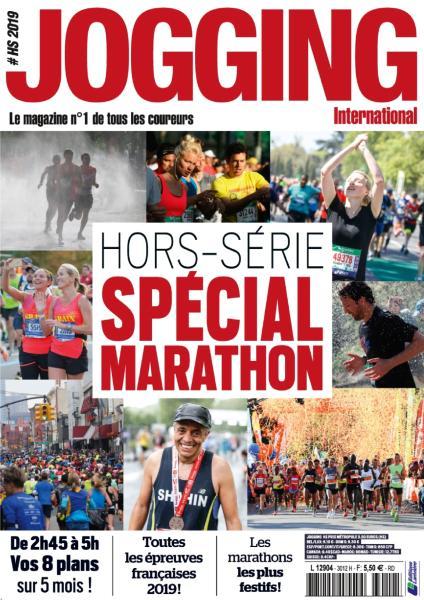 Jogging International Hors-Série – Spécial Marathon 2019