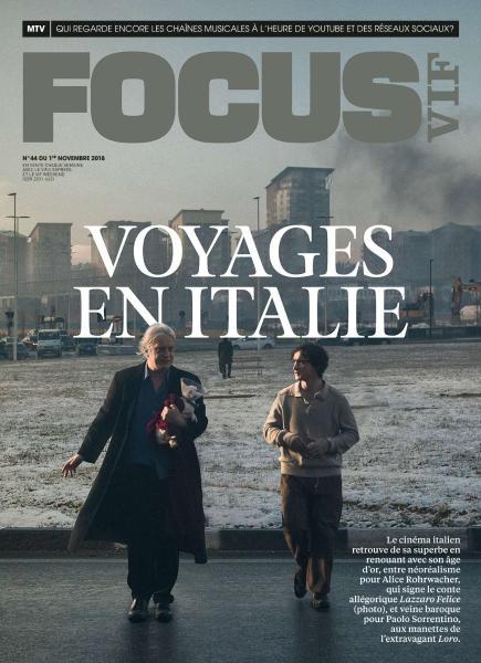 Focus Vif – 1er Novembre 2018