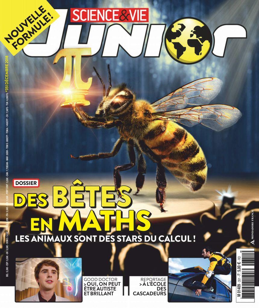Science & Vie Junior – Décembre 2018