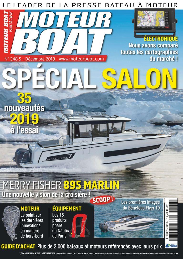 Moteur Boat – Décembre 2018