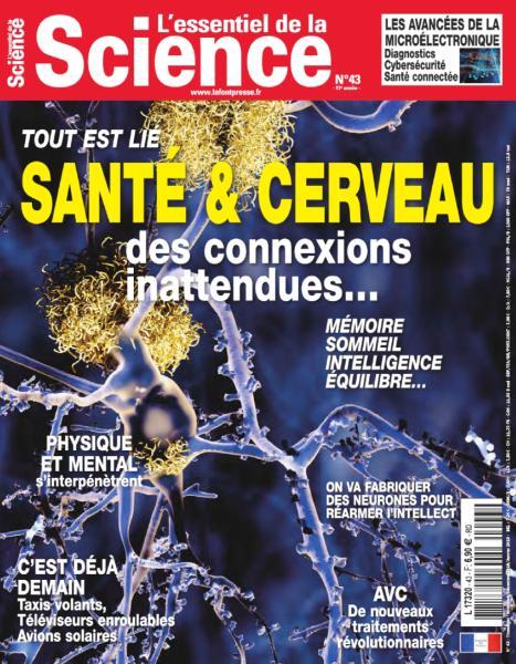 L'Essentiel De La Science – Novembre 2018 – Janvier 2019
