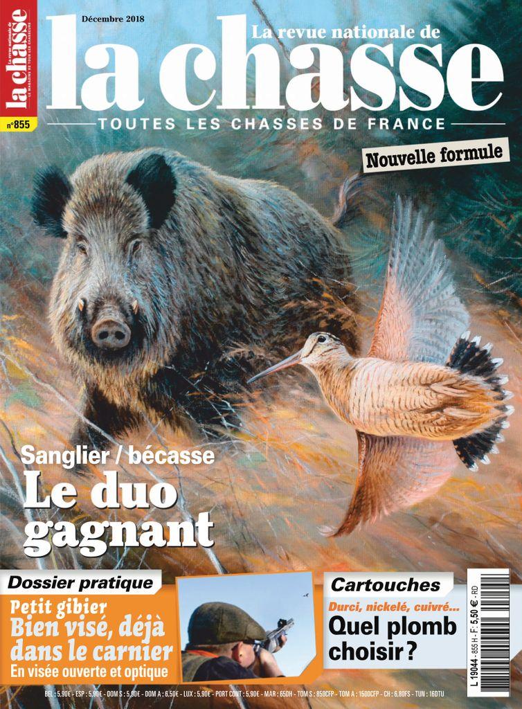 La Revue Nationale De La Chasse – Décembre 2018