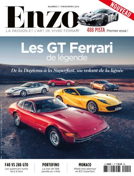 Enzo France – Printemps 2018