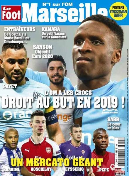 Le Foot Marseille – Décembre 2018 – Janvier 2019