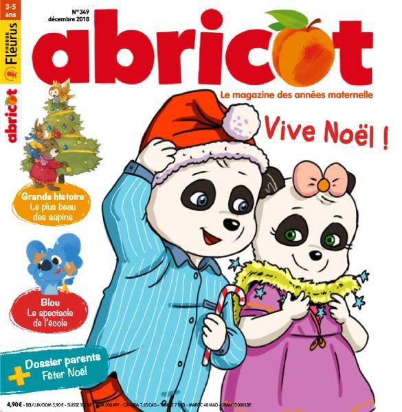 Abricot – Décembre 2018