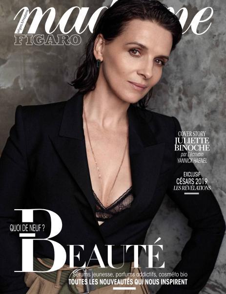 Madame Figaro – 11 Janvier 2019
