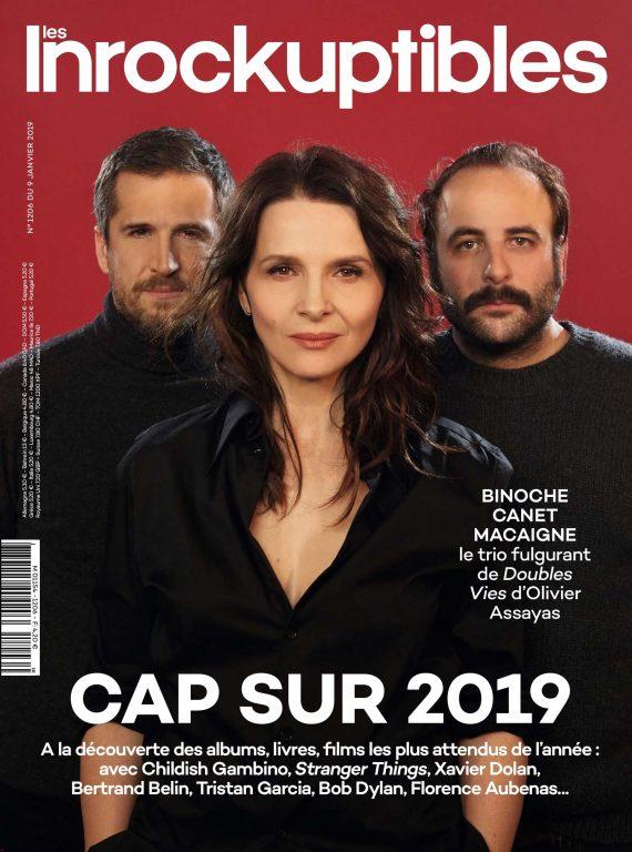 Les Inrockuptibles – 09 Janvier 2019
