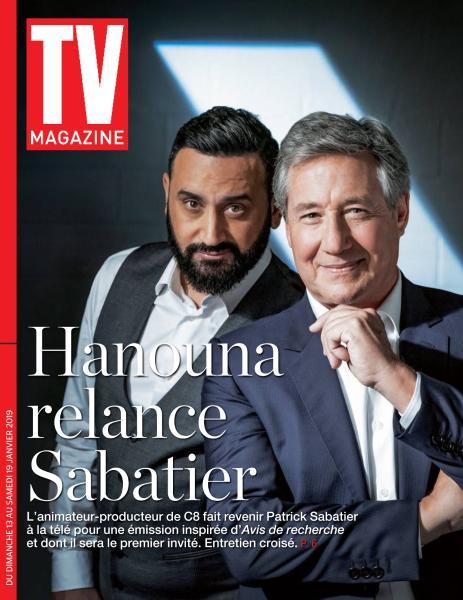 TV Magazine – 13 Janvier 2019