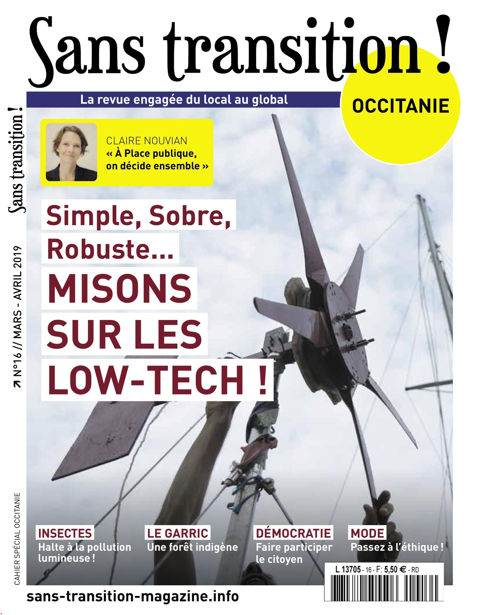 Sans Transition ! Occitanie – 14 Mars 2019