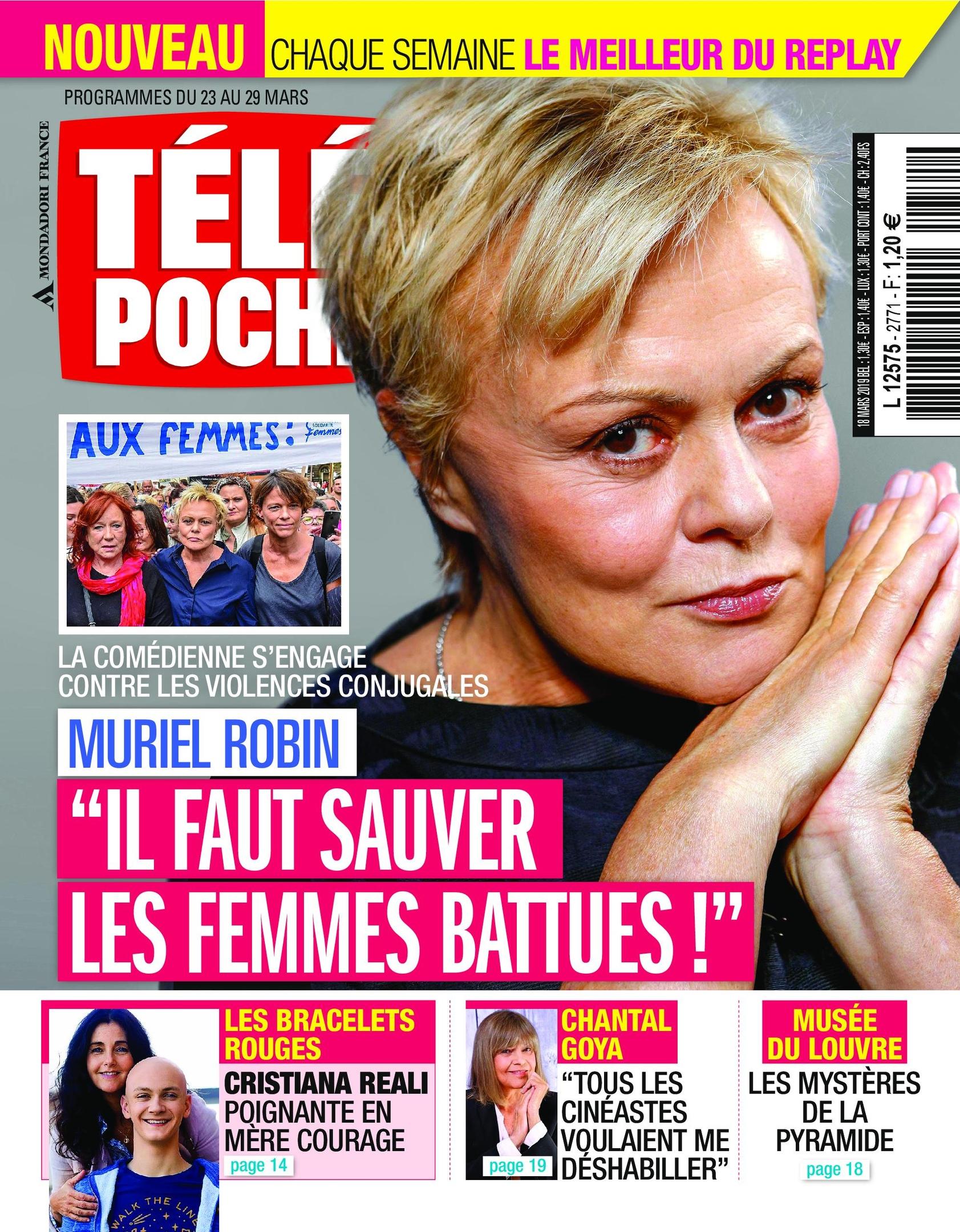 Télé Poche – 18 Mars 2019