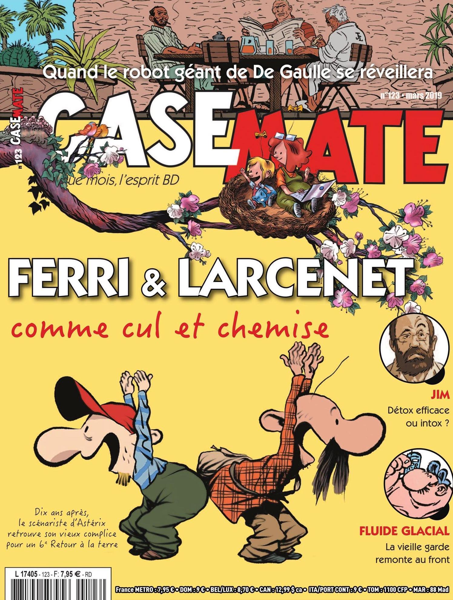 CaseMate – Mars 2019