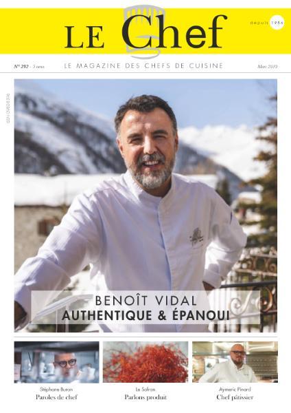 Le Chef – Mars 2019