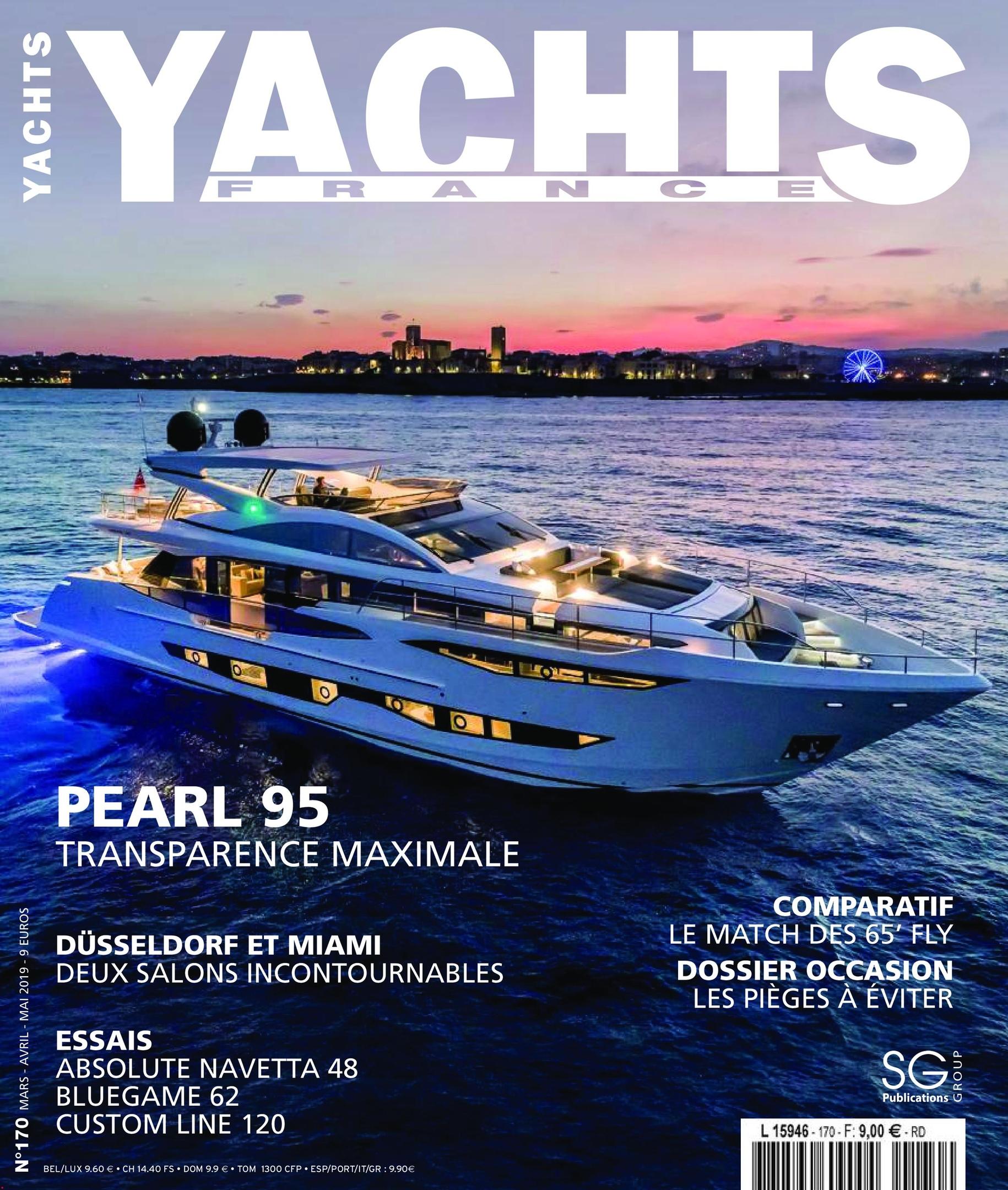 Yachts France – Mars 2019