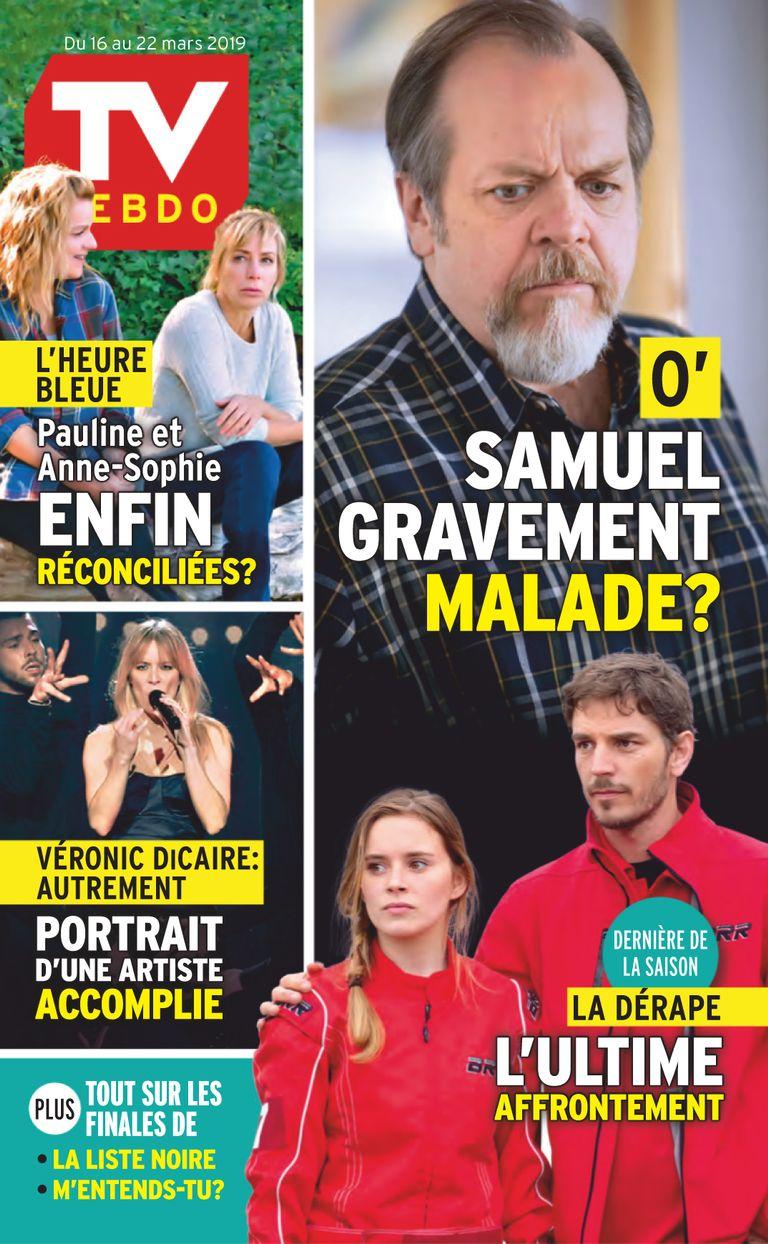 TV Hebdo – 16 Mars 2019