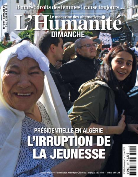 L'Humanite Dimanche – 7 Mars 2019