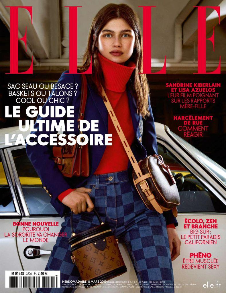 Elle France – 08 Mars 2019