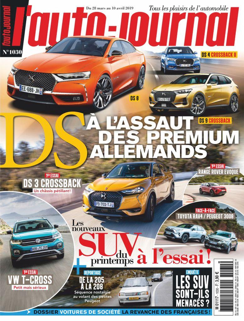 L'Auto-Journal – 28 Mars 2019