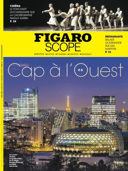 Le Figaroscope – 6 Mars 2019
