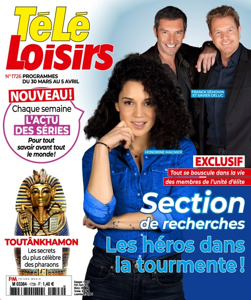 Télé Loisirs – 25 Mars 2019
