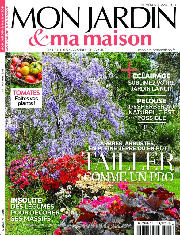 Mon Jardin & Ma Maison – Avril 2019