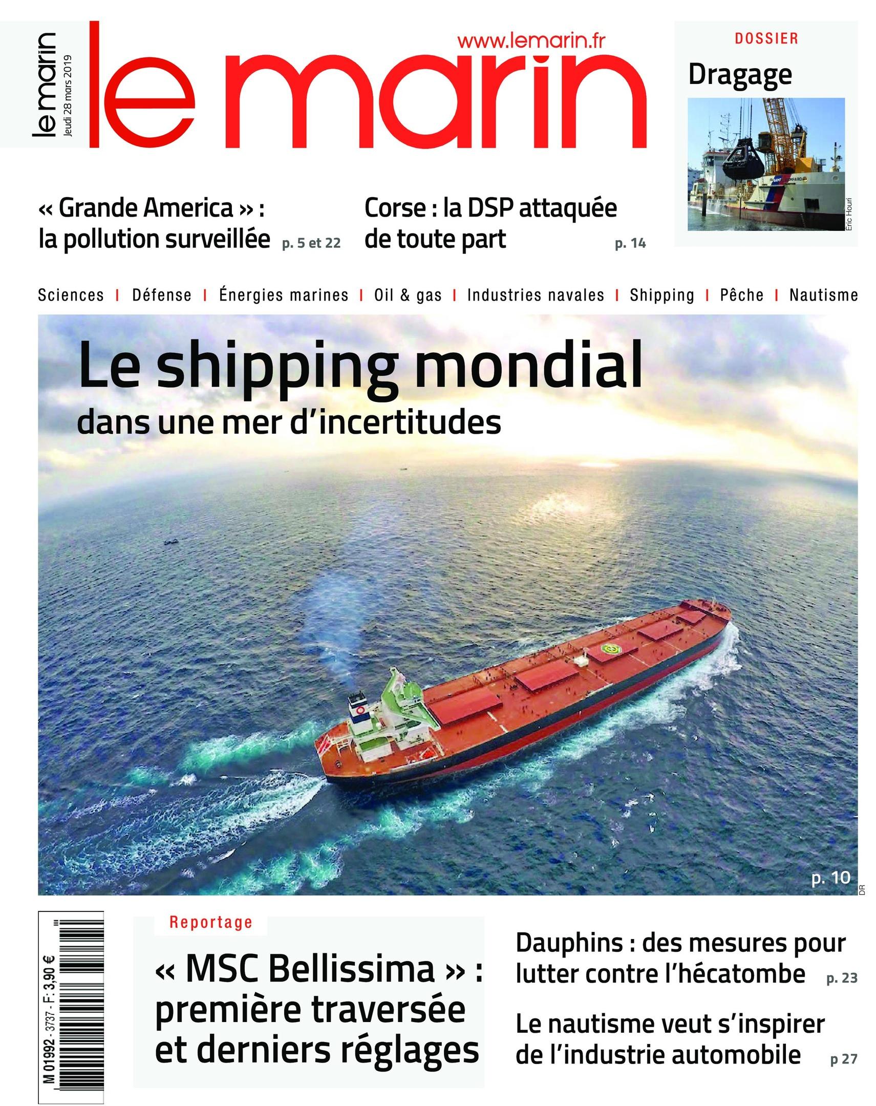 Le Marin – 28 Mars 2019
