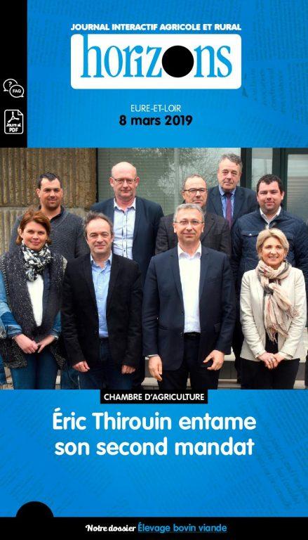 Horizons Centre Ile-de-France – 08 Mars 2019