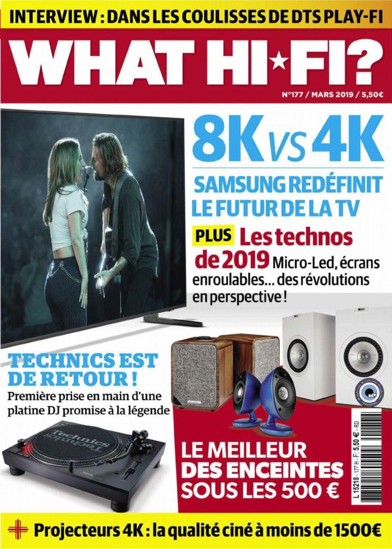 What Hifi France – Mars 2019