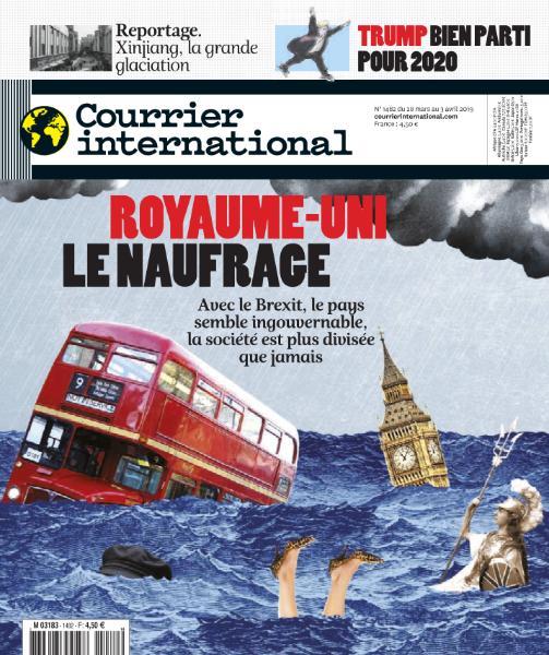 Courrier International – 28 Mars 2019