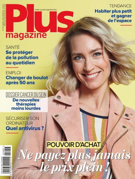 Plus Magazine French Edition – Mars 2019
