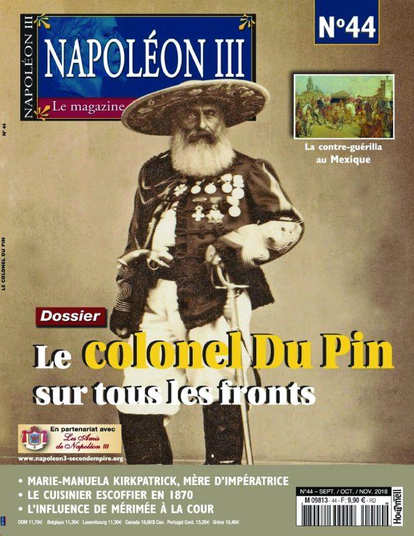 Napoléon III – Août 2018