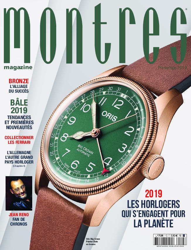 Montres Magazine – Mars 2019