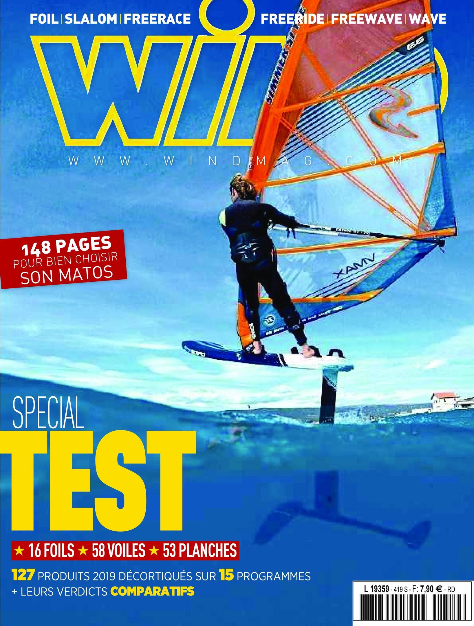 Wind Magazine – Mars 2019