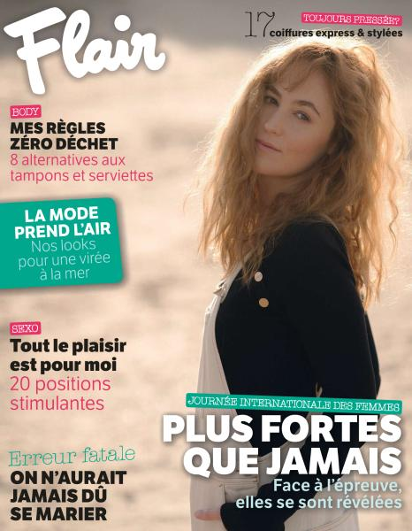Flair French Edition – 6 Mars 2019
