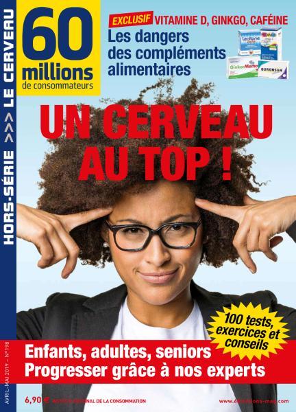 60 Millions De Consommateurs Hors-Série – Avril-Mai 2019