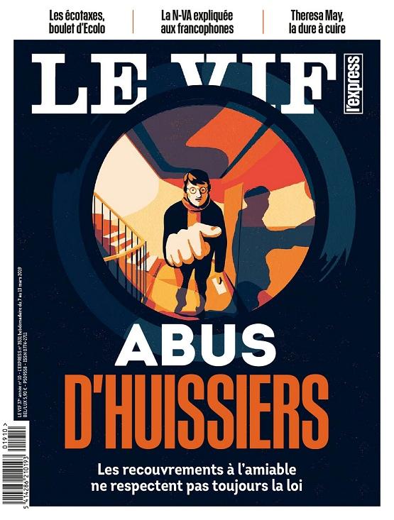 Le Vif L'Express – 7-13 Mars 2019