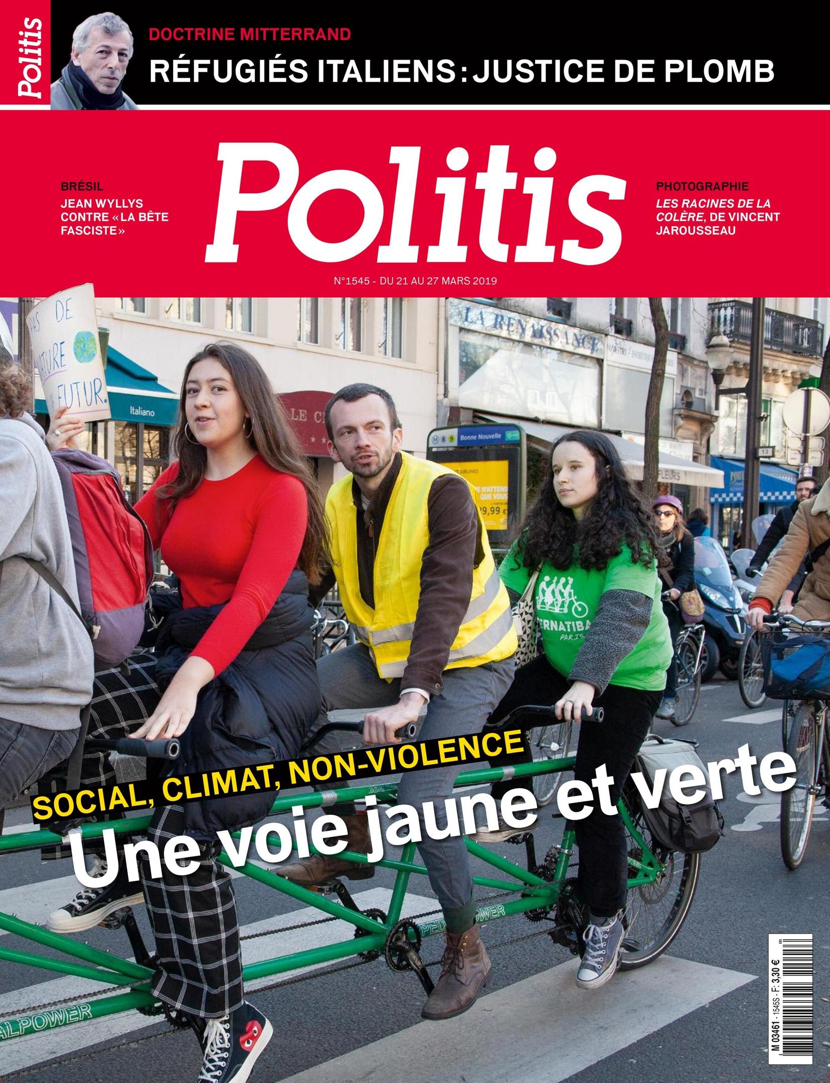 Politis – 21 Mars 2019