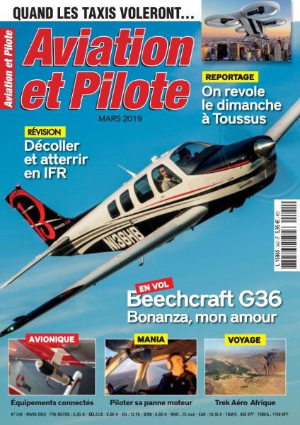 Aviation Et Pilote – Mars 2019
