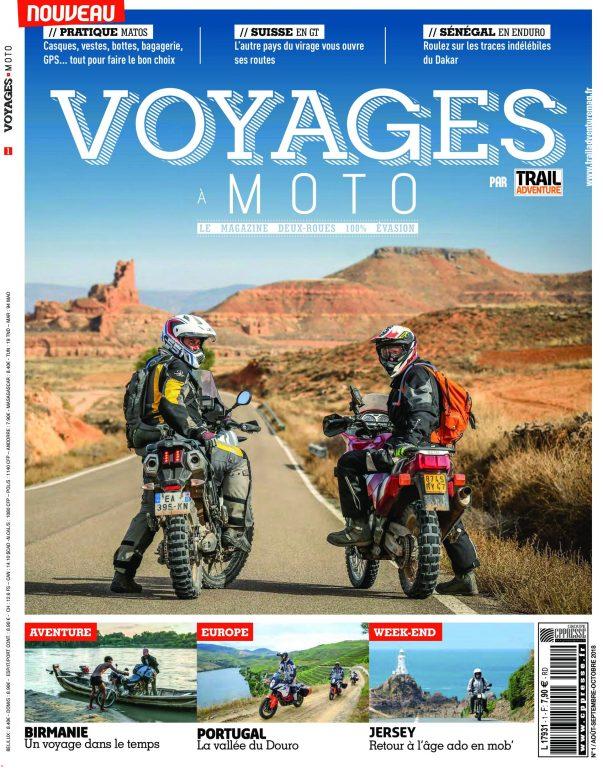 Voyages à Moto – Juillet 2018