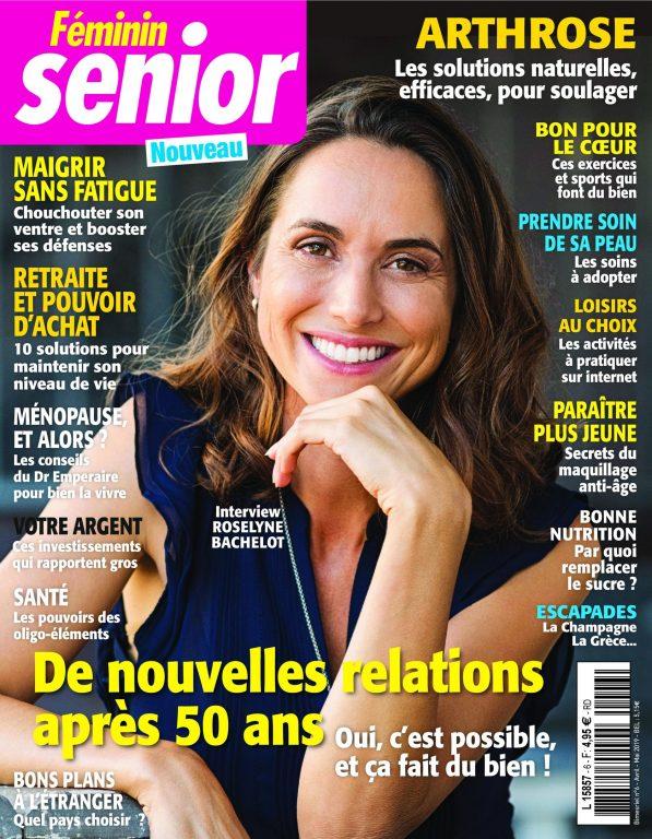Féminin Sénior – Avril 2019
