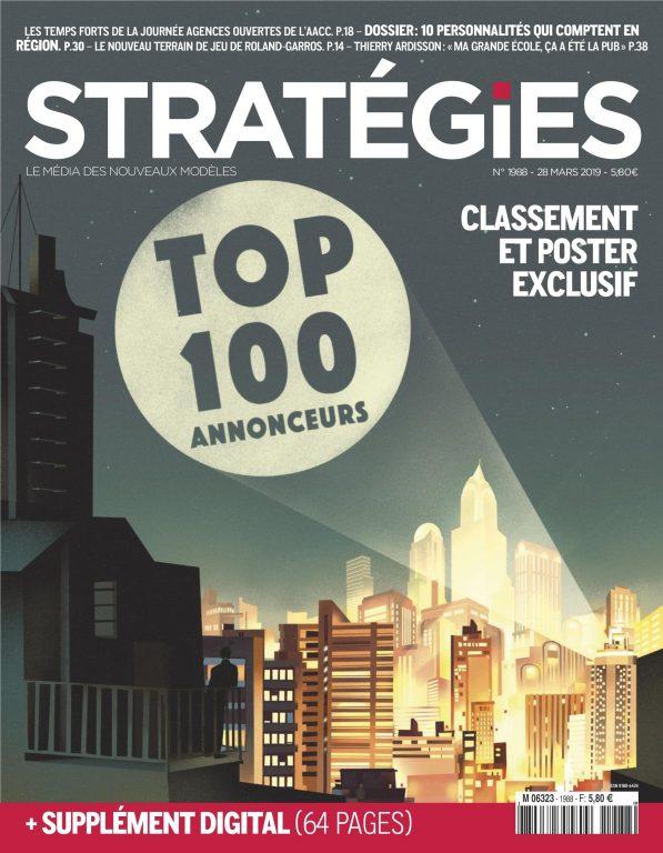 Stratégies – 28 Mars 2019