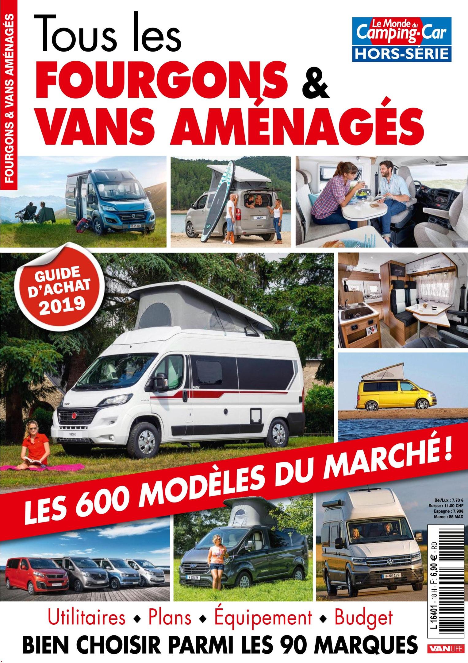 Le Monde Du Camping-Car Hors-Série – Mars 2019