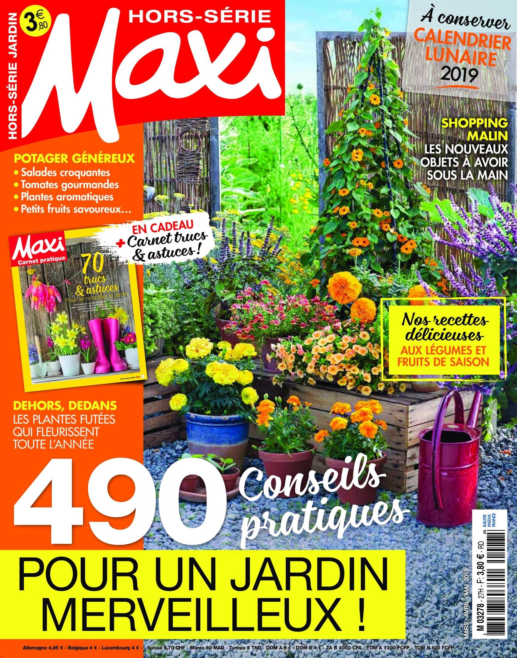 Maxi Hors-Série – Mars 2019