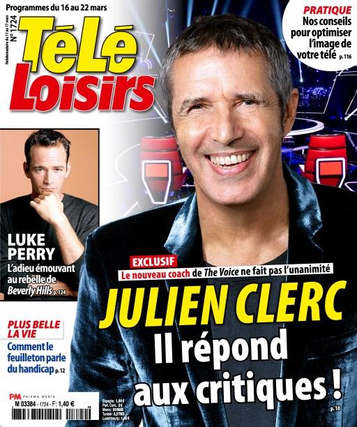 Télé Loisirs – 11 Mars 2019