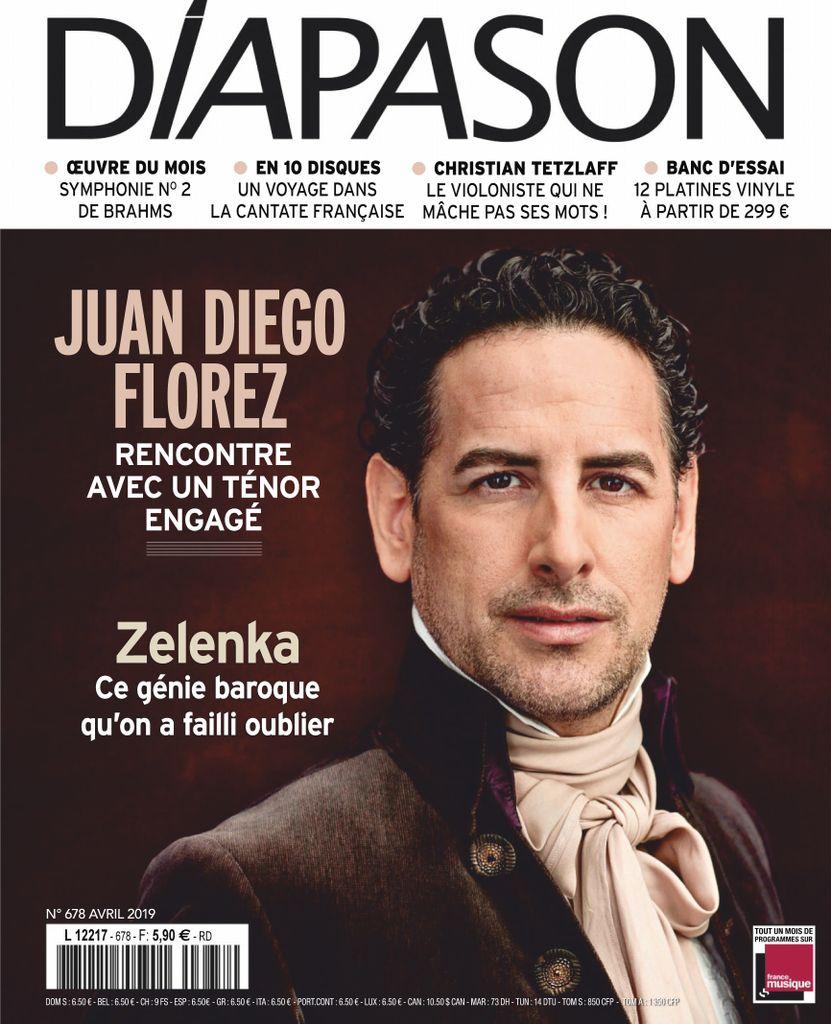Diapason – Avril 2019