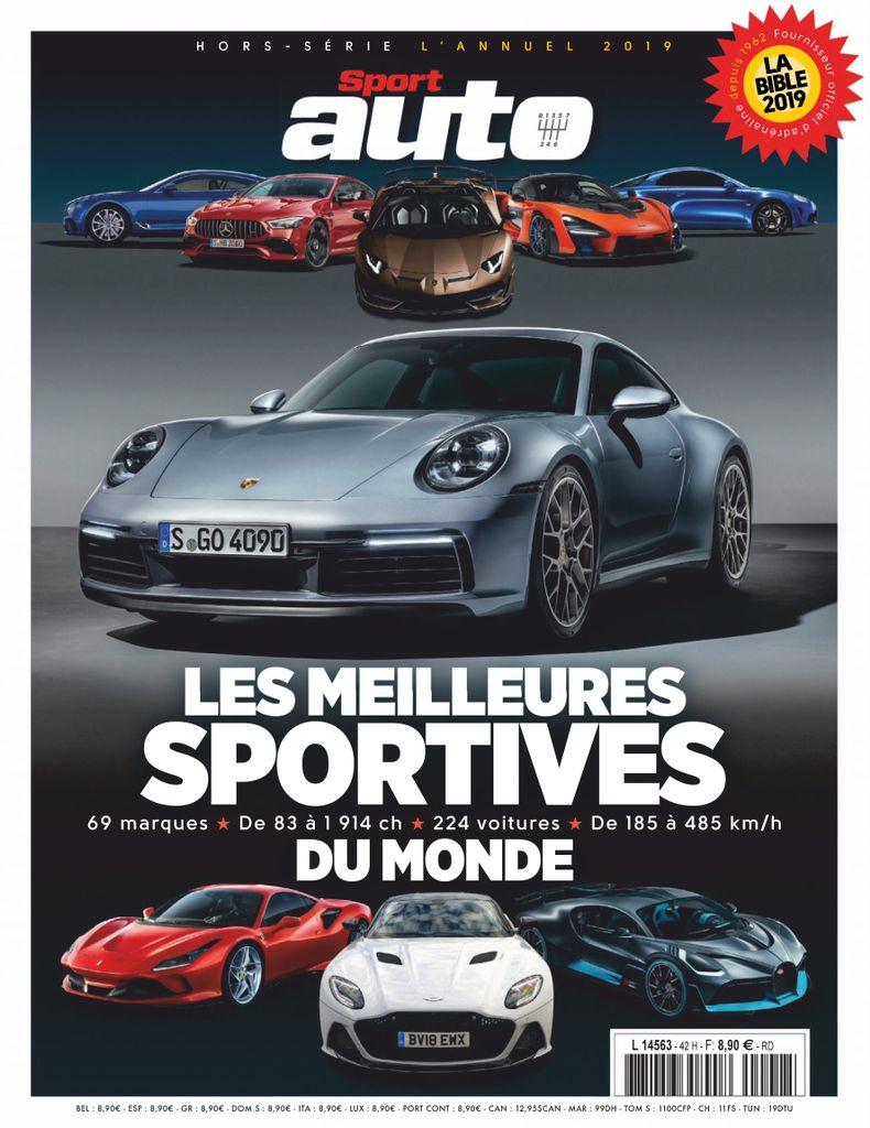 Sport Auto France – Juin 2019