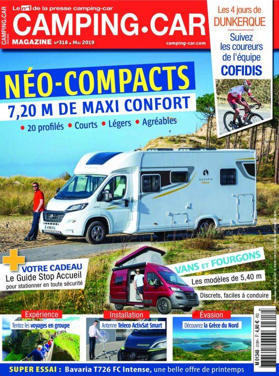 Camping-Car Magazine – Mai 2019