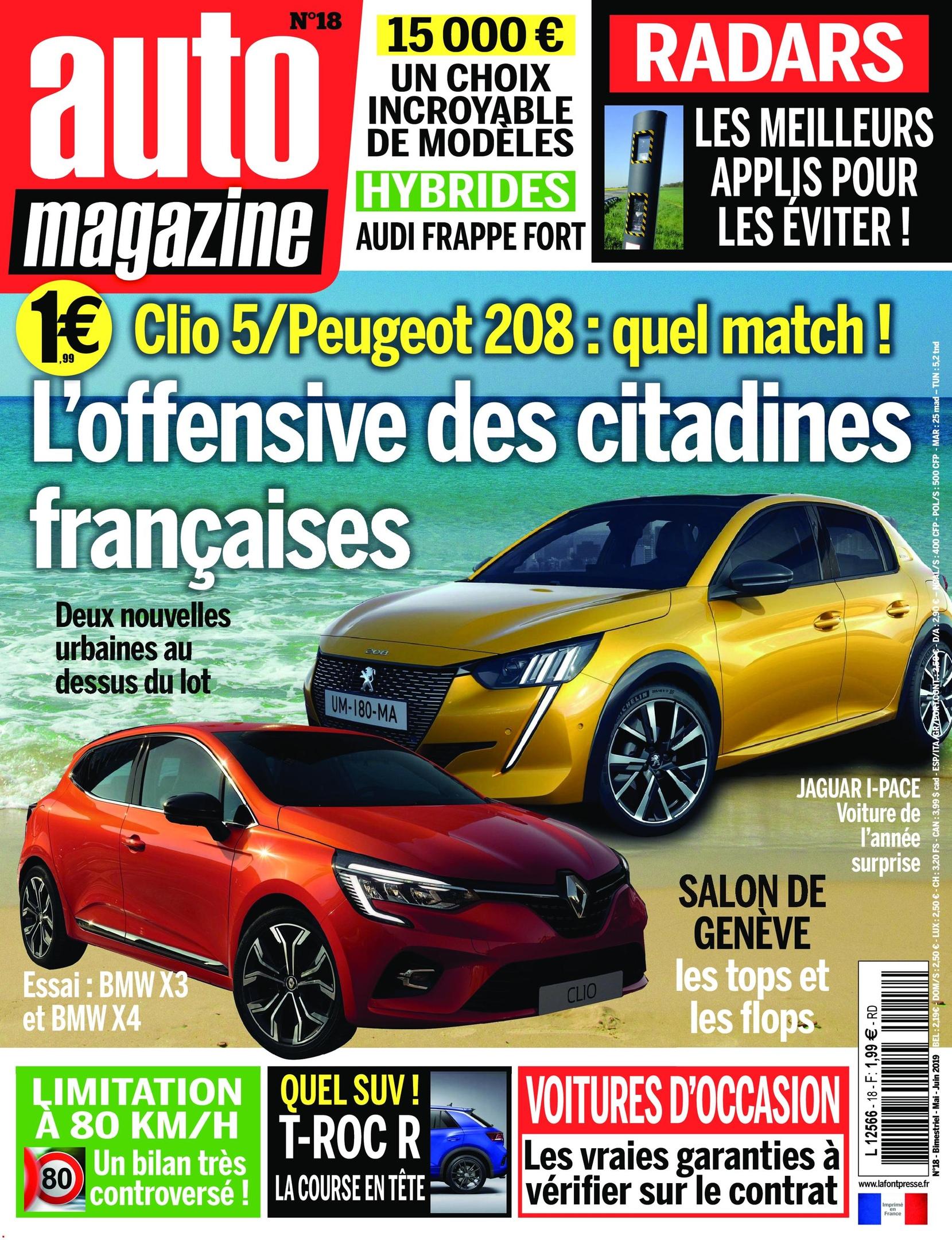 Auto Magazine – Mai 2019