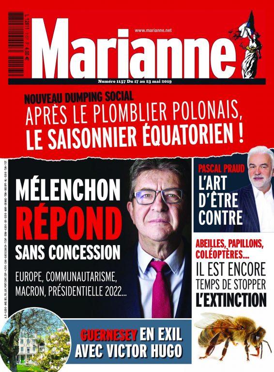 Marianne – 17 Mai 2019